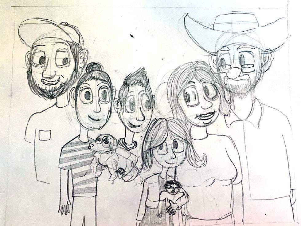 Cartooning